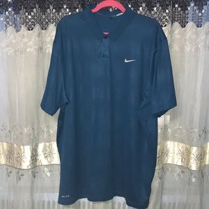 NWOT Nike x Tiger Woods Collection Dri Fit Polo